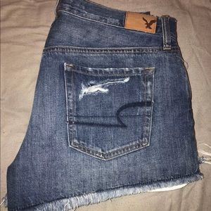 American Eagle Outfitters Shorts - American Eagle vintage festival shorts
